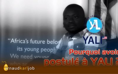 Meet the YALI Fellows