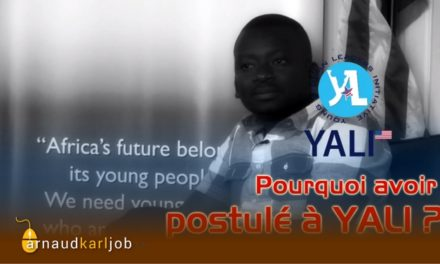 Meet the YALI Fellows