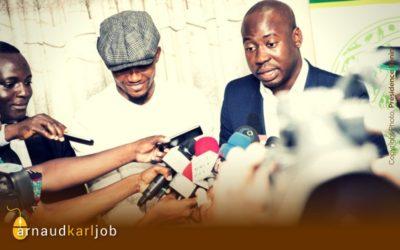 Visite de Samuel Etoo à Cotonou, l'incohérence révélée